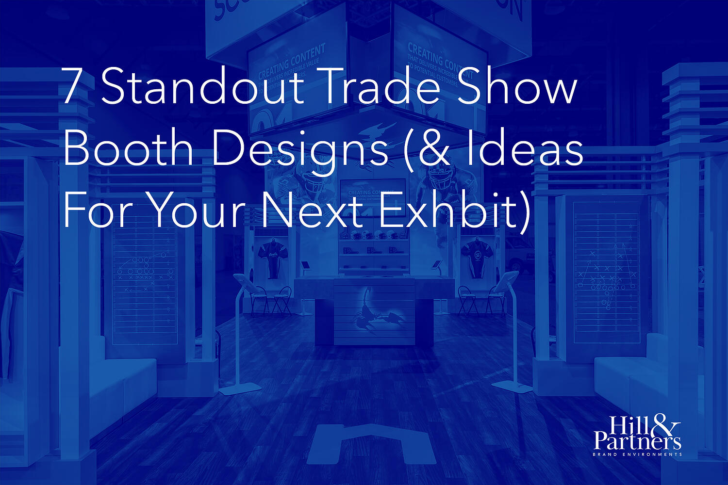 7 Standout Trade Show Booth Designs (& Ideas For Your Next ...