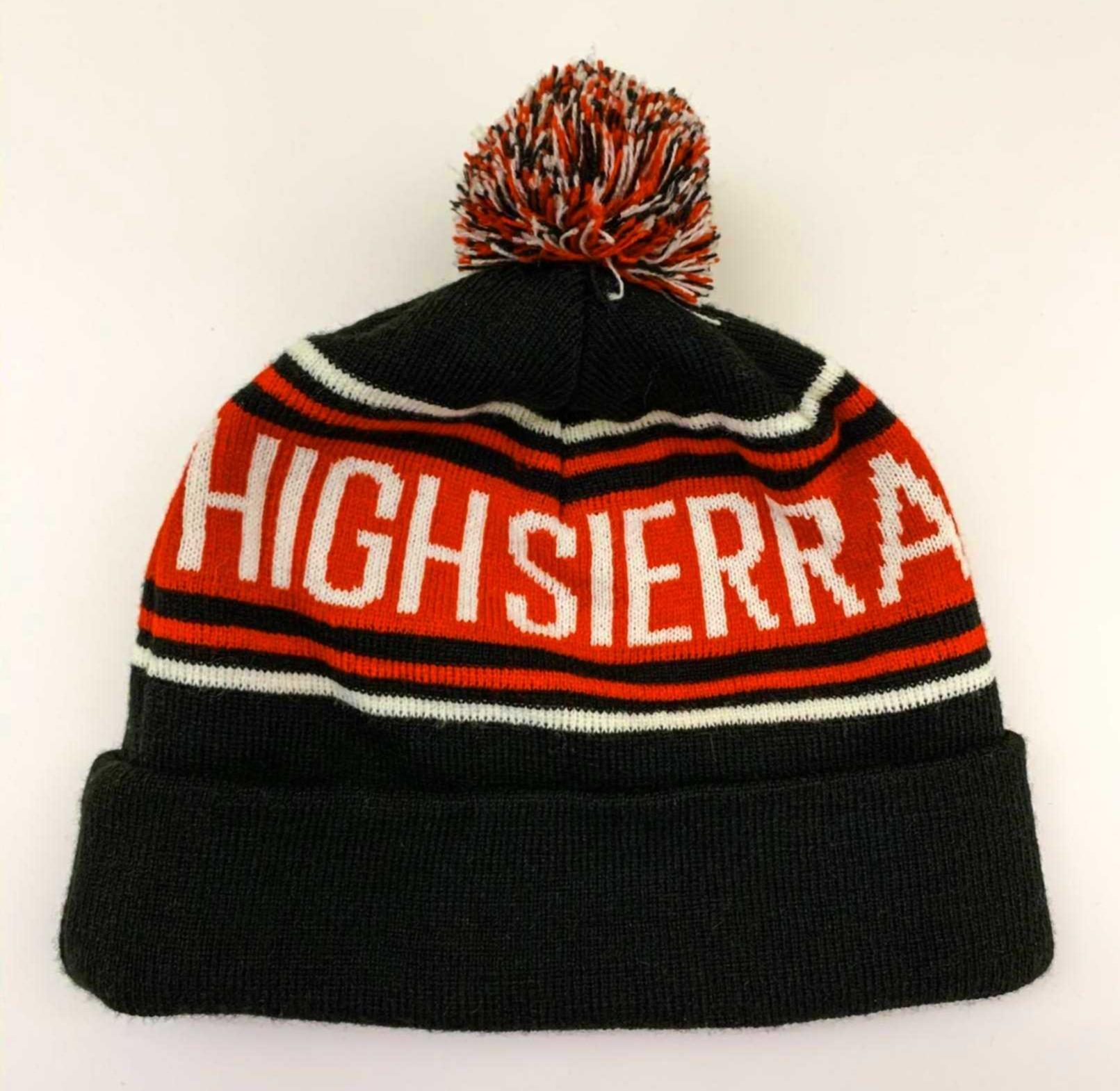 Branded beanie - High Sierra