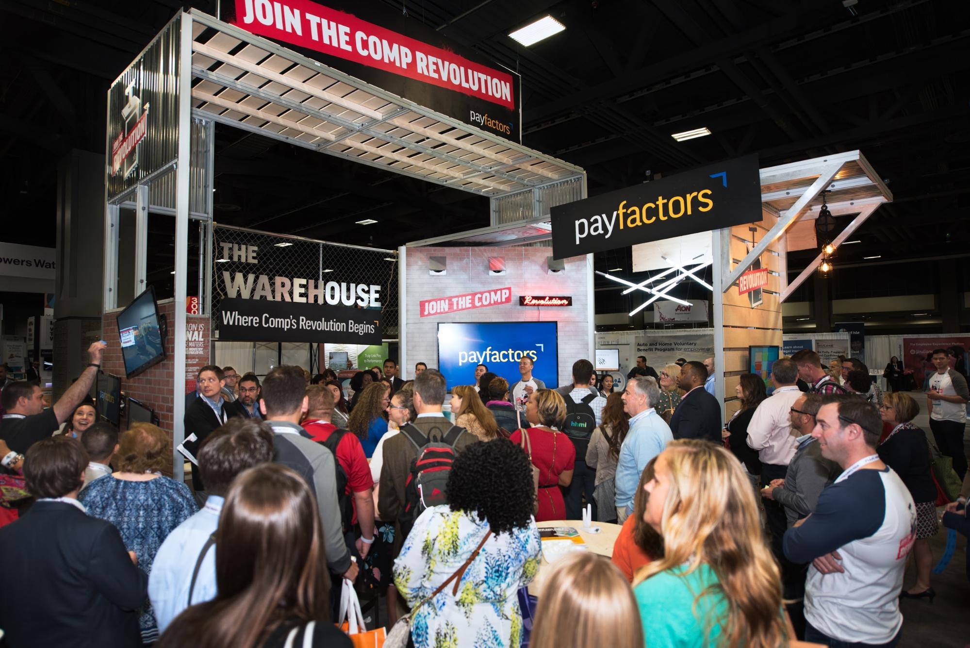 Crowded Payfactors exhibit