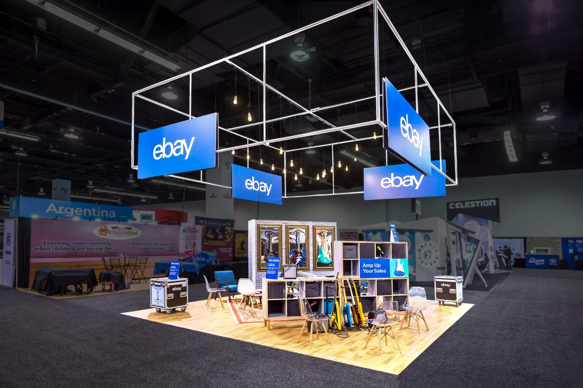7 Standout Trade Show Booth Designs Ideas For Your Next Exhibit